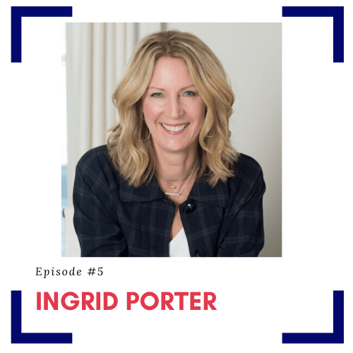 Ingrid PorterEpisode#6 titled Is there an Imposter in your head?