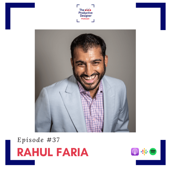 Rahul Faria as guest on TPD episode Setting realistic expectations in the construction business
