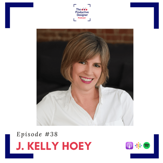 J. Kelly Hoey as guest on TPD episode Authentic Social Media Networking