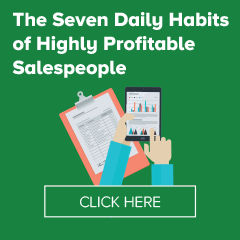 The Seven Habits of Highly Profitable Salesprople Laura Stack #productivity