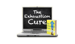 The Exhaustion Cure eCourse by Laura Stack #productivity