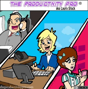 Call Him, Email Me, Text Her: The Many Methods of Business Communication by Laura Stack #productivity
