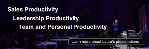 Sales Productivity, Leadership Productivity, Team and Personal Productivity - Learn More
