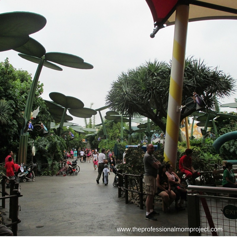 A Bug's Life - Top Tips for Visiting Disneyland by The Professional Mom Project
