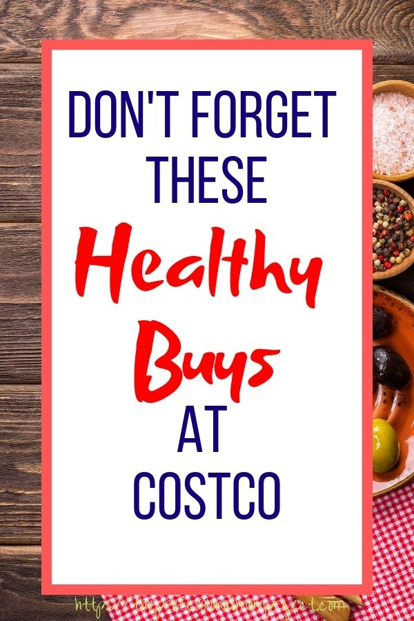 Don't forget these 7 of the best healthy buys at Costco! For cheaper healthy food you have to check out your local big box store and use this post as a guide to your visit.
