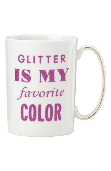 Pick a cute mug for your desk! Another great gift idea for professional women
