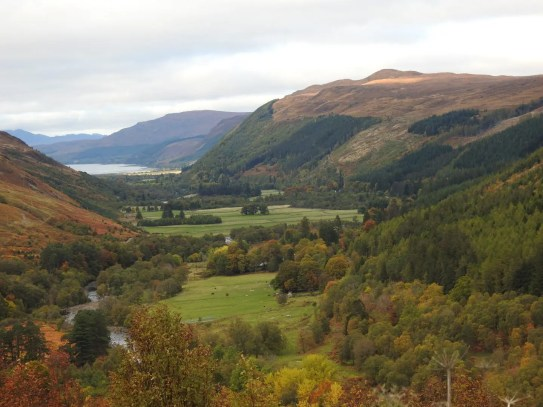 corrieshalloch scenic viewpoint gairloch drive the professional traveller