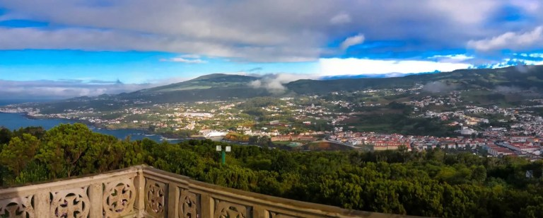 azores holiday monte brasil
