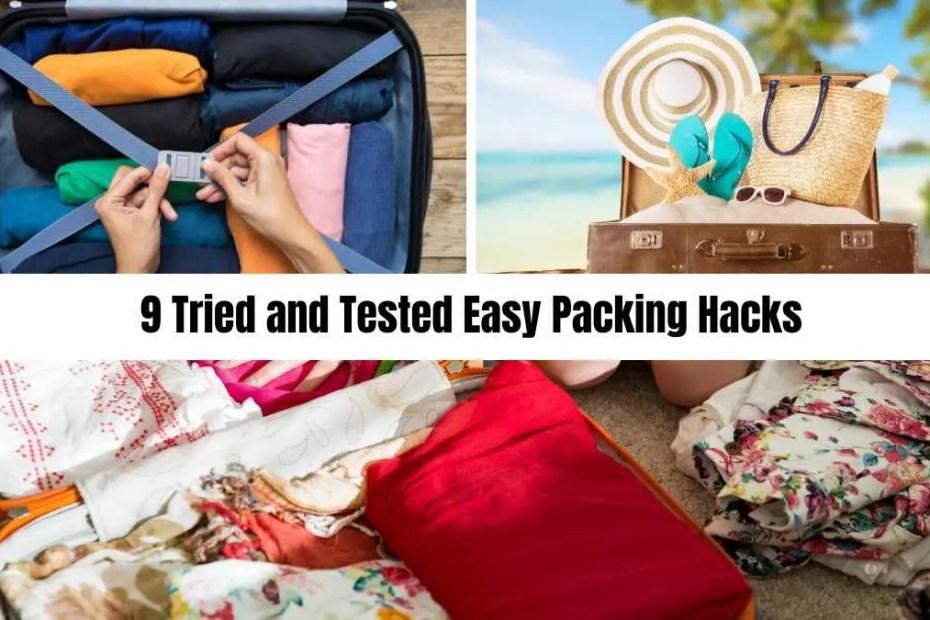 packing hacks the professional traveller #theprofessionaltraveller