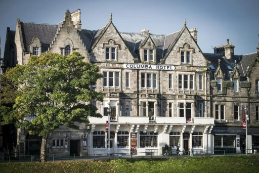 columba hotel hotels in inverness
