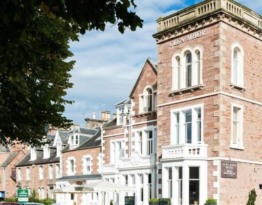 glen mhor hotels in inverness