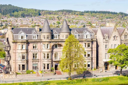 palace hotel hotels in inverness
