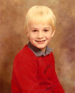 Alex Shaw, age 7