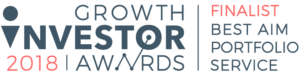 Growth Investor Awards 2018 Finalist – Best AIM Portfolio Service