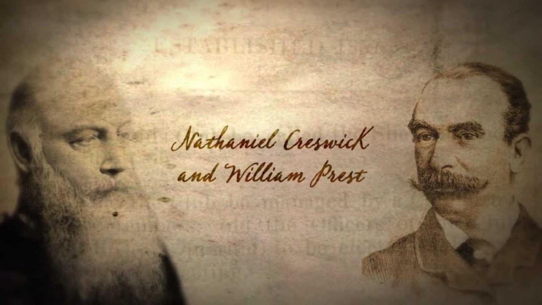 Nathaniel Creswick and William Prest
