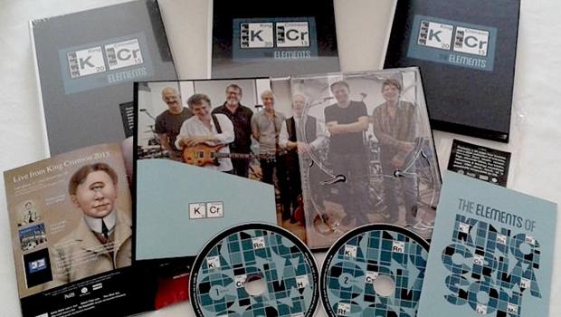 King Crimson - Elements 2015 Tour Box