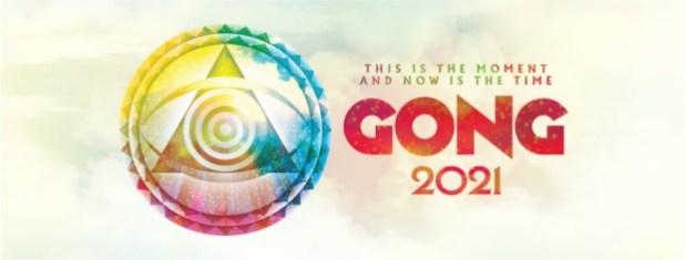 Gong 2021 Tour Banner