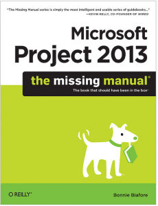 The Missing manual cover
