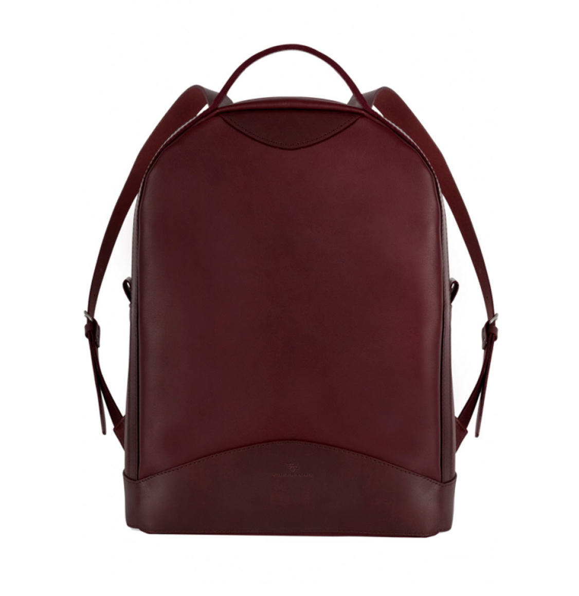 Atelier De L' Armee Voyager Pack Leather Bordeaux
