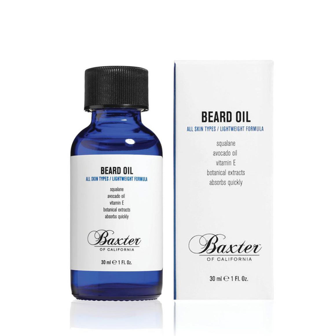 Baxter of California Beard Grooming Oil 30ml