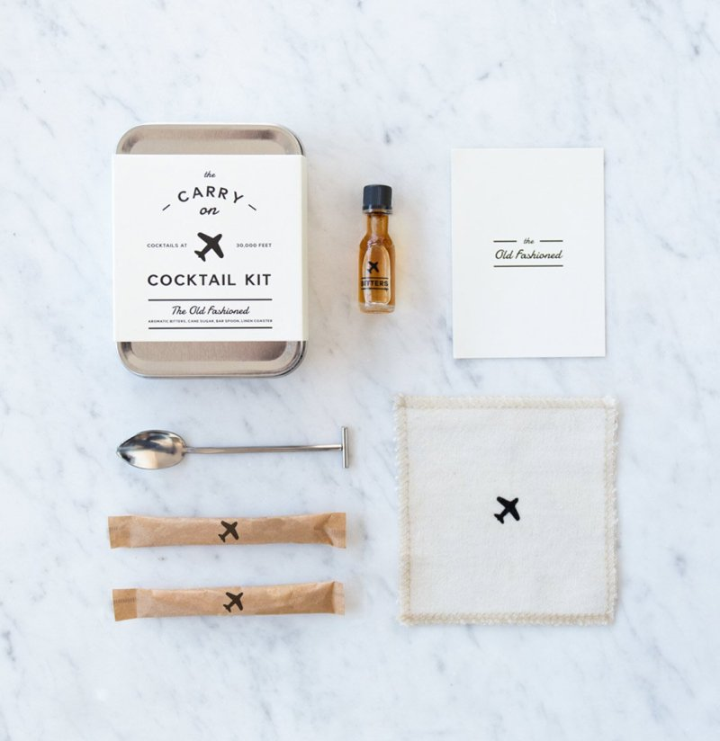 Carry On Cocktail Kit | The Old Fashioned