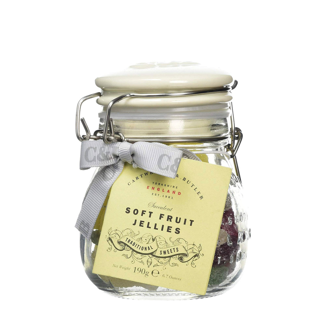 Cartwright and Butler Fruit Jellies in Jar 190g