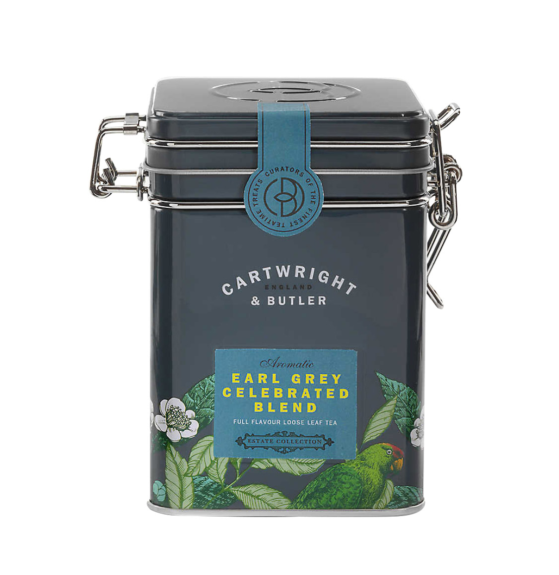 Cartwright and Butler Earl Grey Loose Tea in Caddy 90g