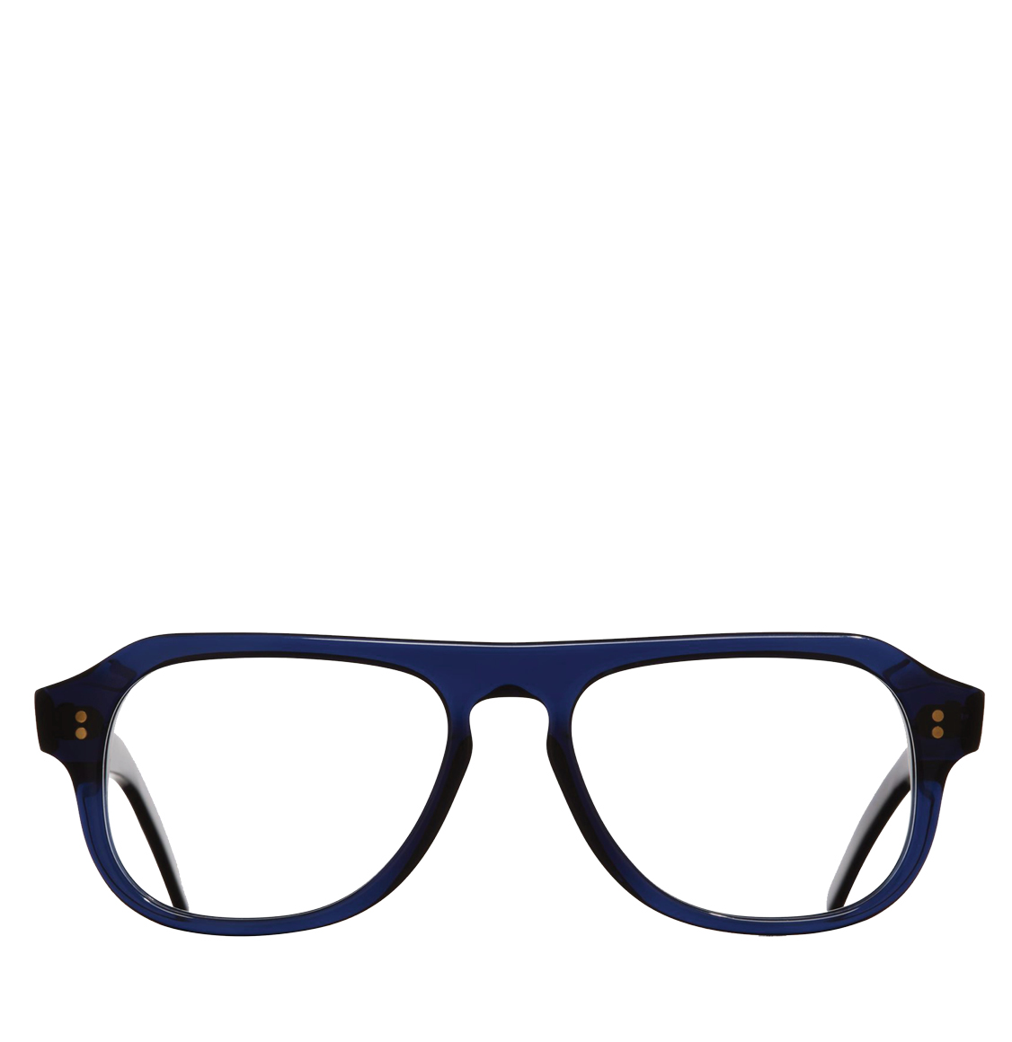 Cutler and Gross 0822 Navy Blue Optical Glasses