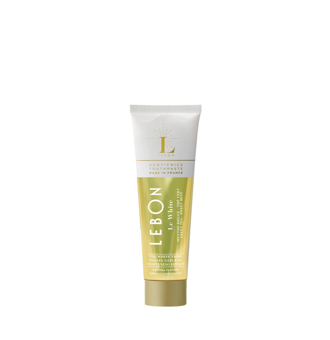 Lebon Sweet Mint Green Tea Toothpaste Travel 25ml