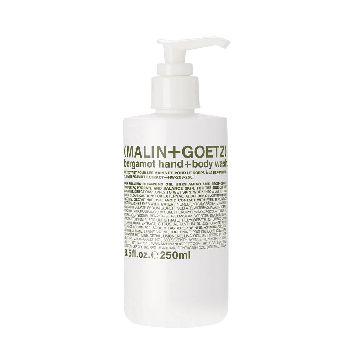Malin and Goetz Bergamot Body Wash 250ml