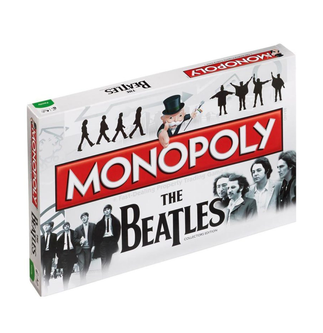 Monopoly The Beatles Collector's English Edition