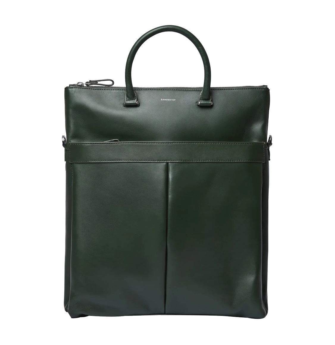 Sandqvist Andreas Green Tote Bag