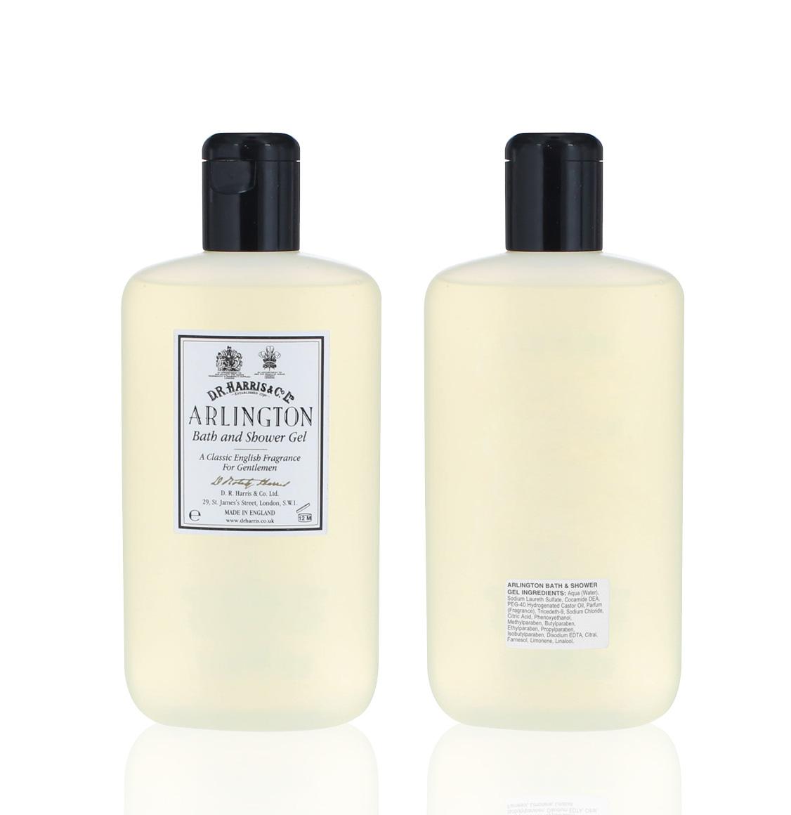 D R Harris Arlington Bath And Shower Gel 250ml