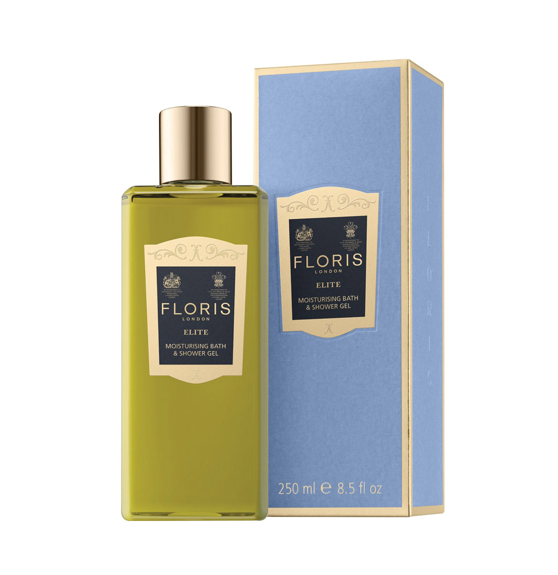 Floris London Elite Moisturising Bath And Shower Gel 250ml