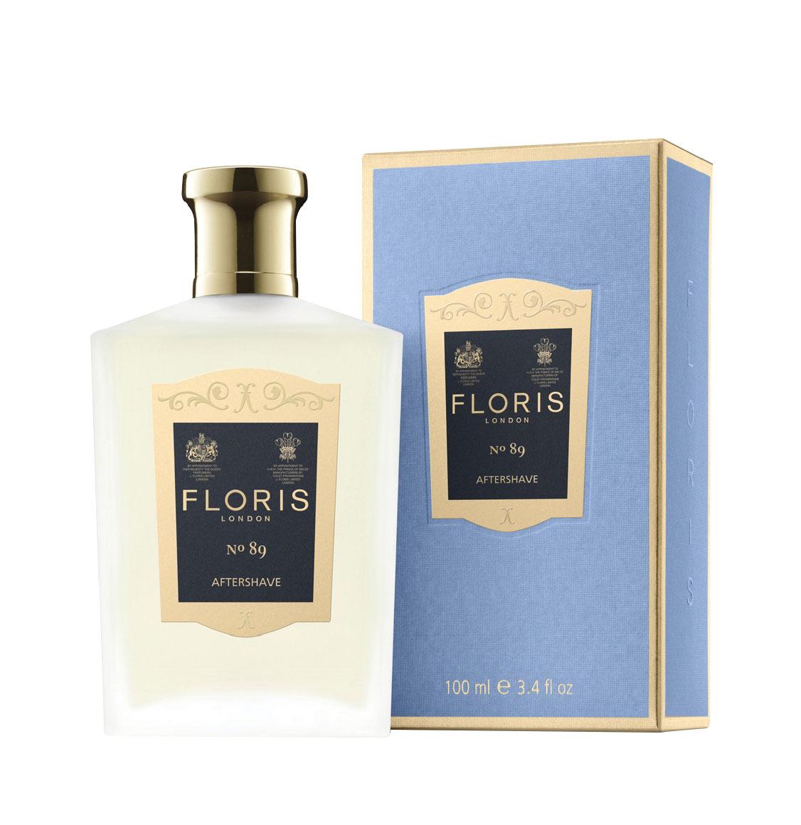 Floris London No. 89 Aftershave Lotion 100ml