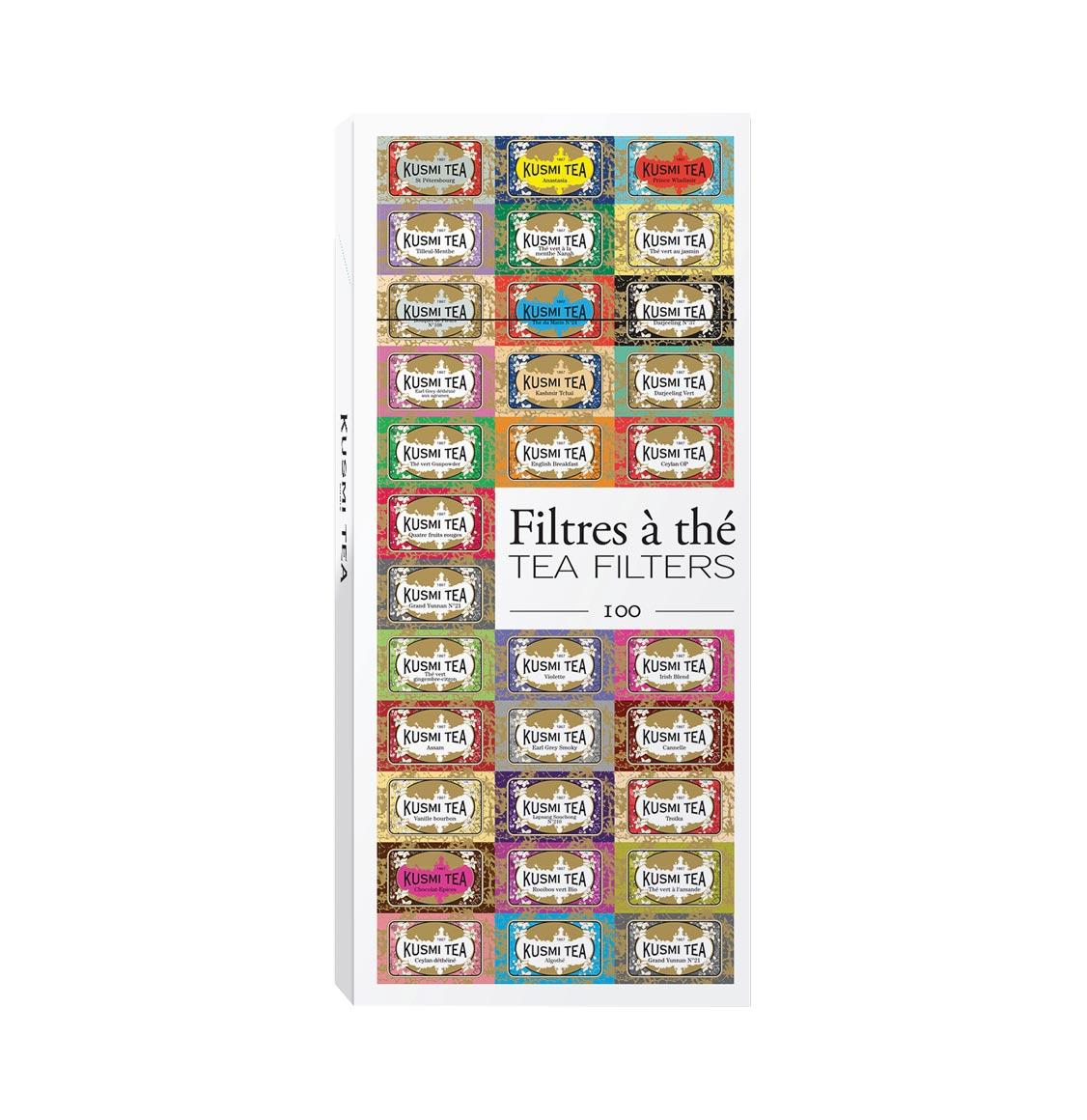 Kusmi Tea Filters