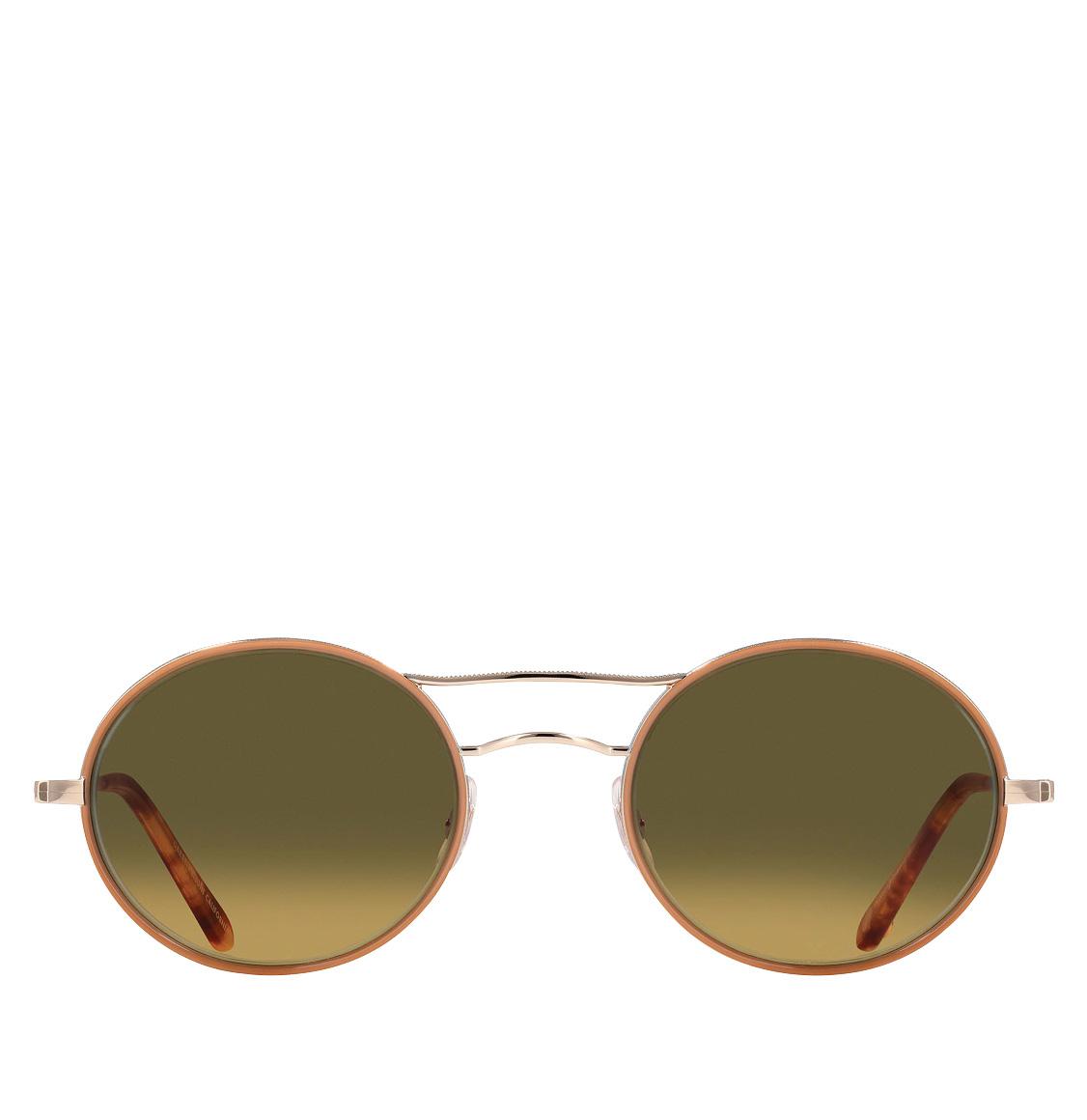 Garrett Leight 4046 Sanborn Sun Camel-Gold 49 Γυαλιά Ηλίου