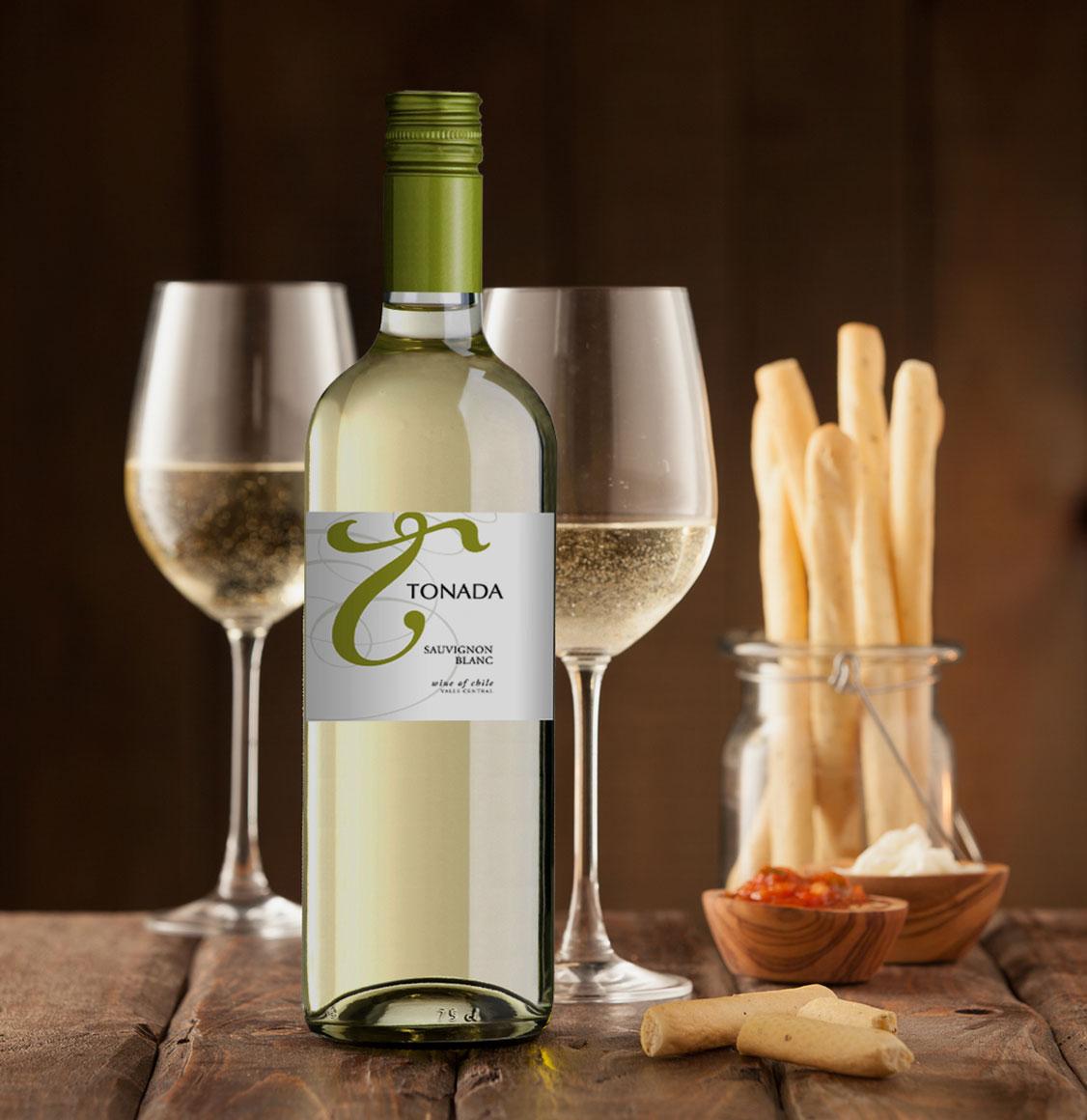 Viña Luis Felipe Edwards Tonada Sauvignon Blanc Οίνος Λευκός Ξηρός 2019 750ml