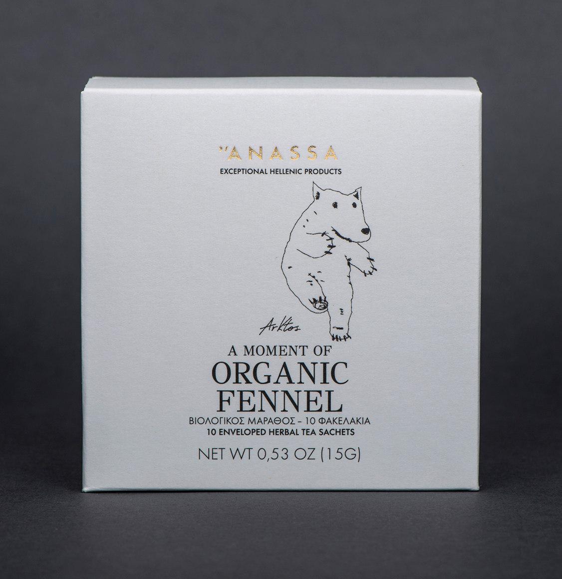 Anassa Organics Βιολογικός Μάραθος