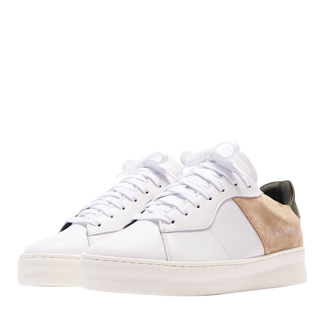 Filling Pieces Low Plain Court Beige