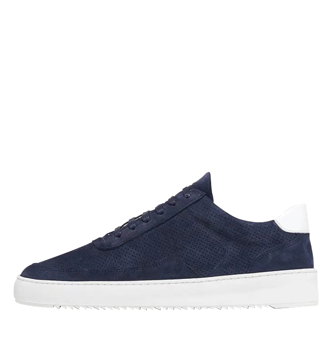 Filling Pieces Mondo Ripple Perforated Navy