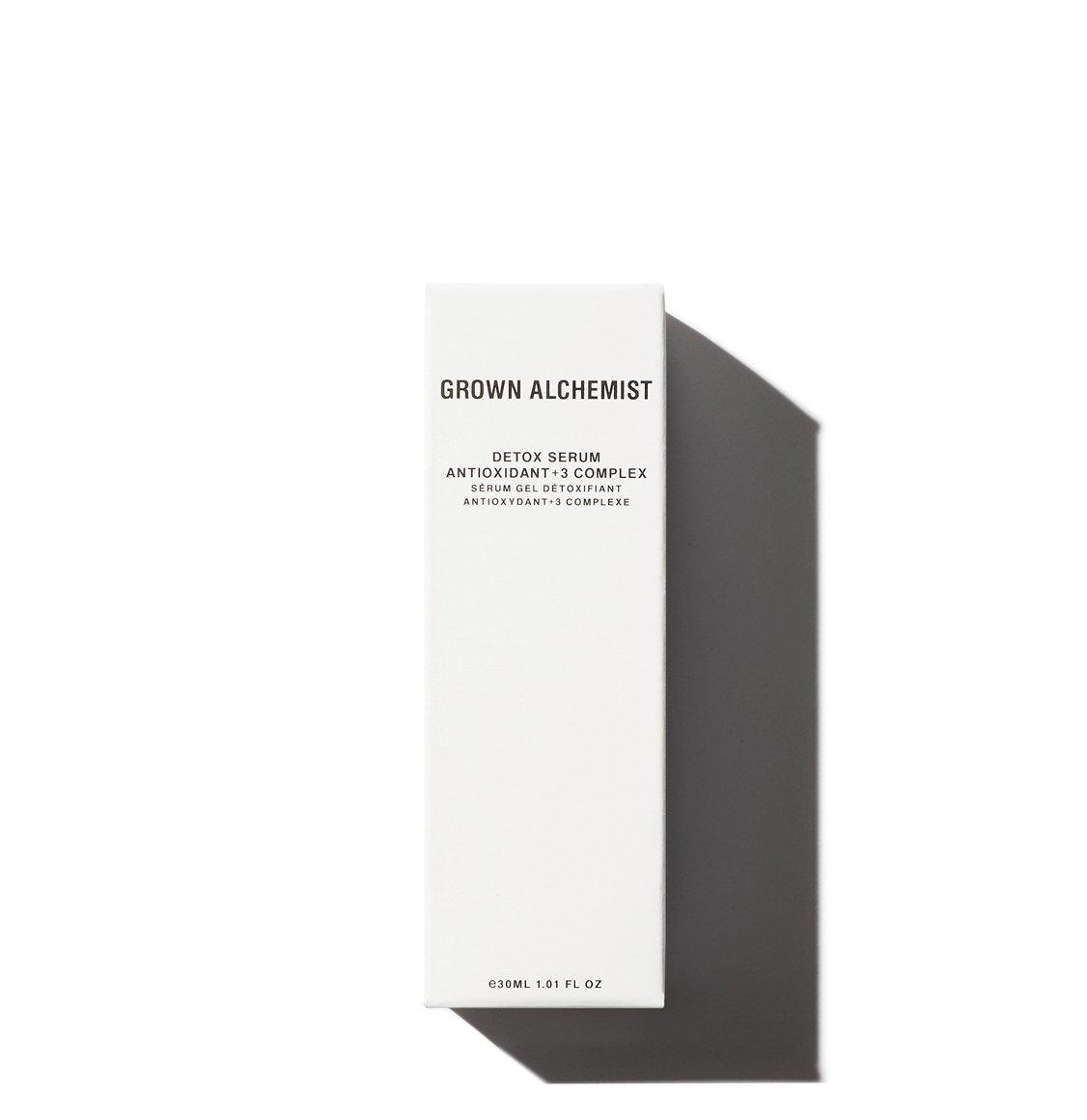Grown Alchemist Detox Serum Antioxidant 3 Complex 30ml