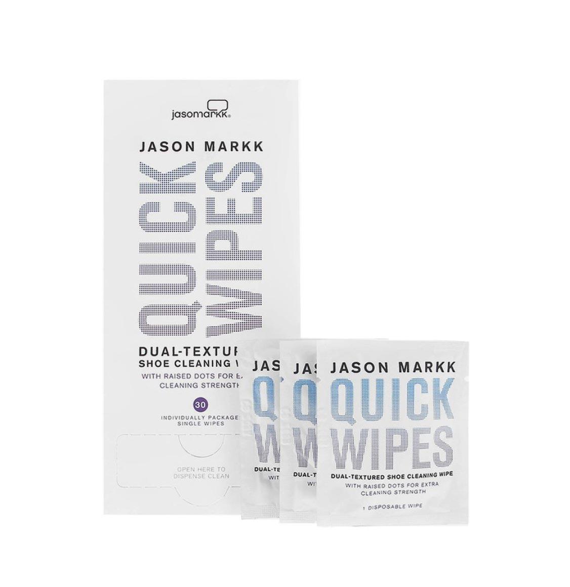 Jason Markk Pack of 30 Quick Wipes