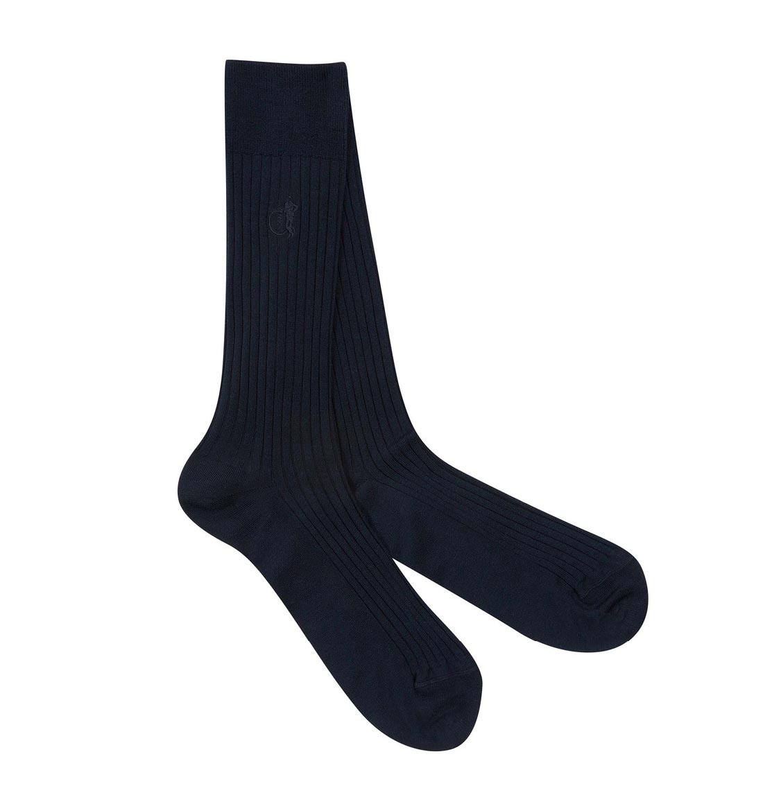 London Sock Co Simply Sartorial Socks Royal Navy