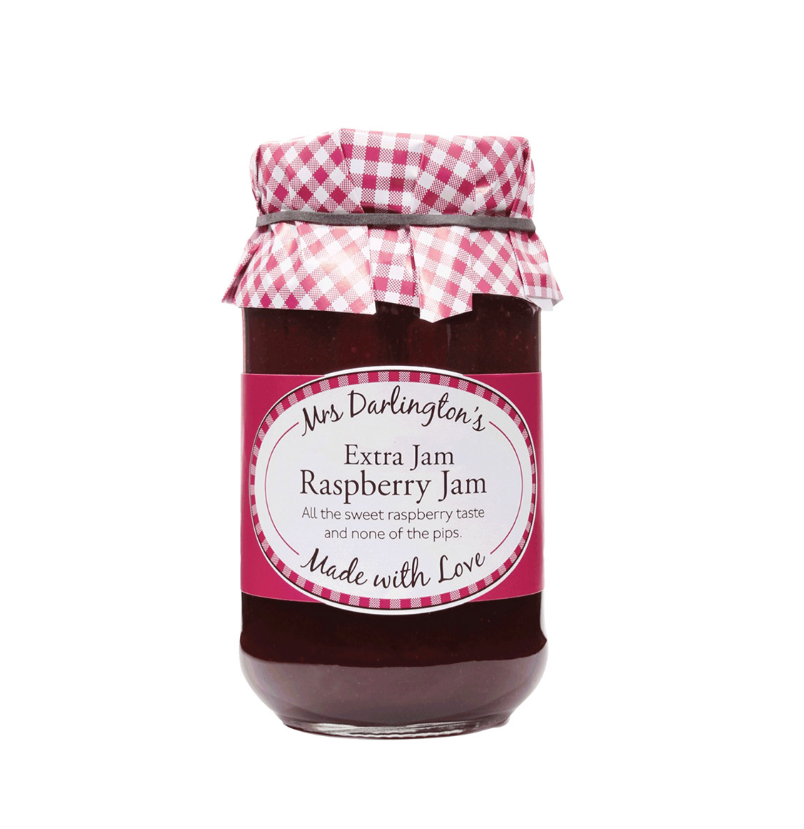 Mrs Darlington's Extra Jam Μαρμελάδα Βατόμουρου