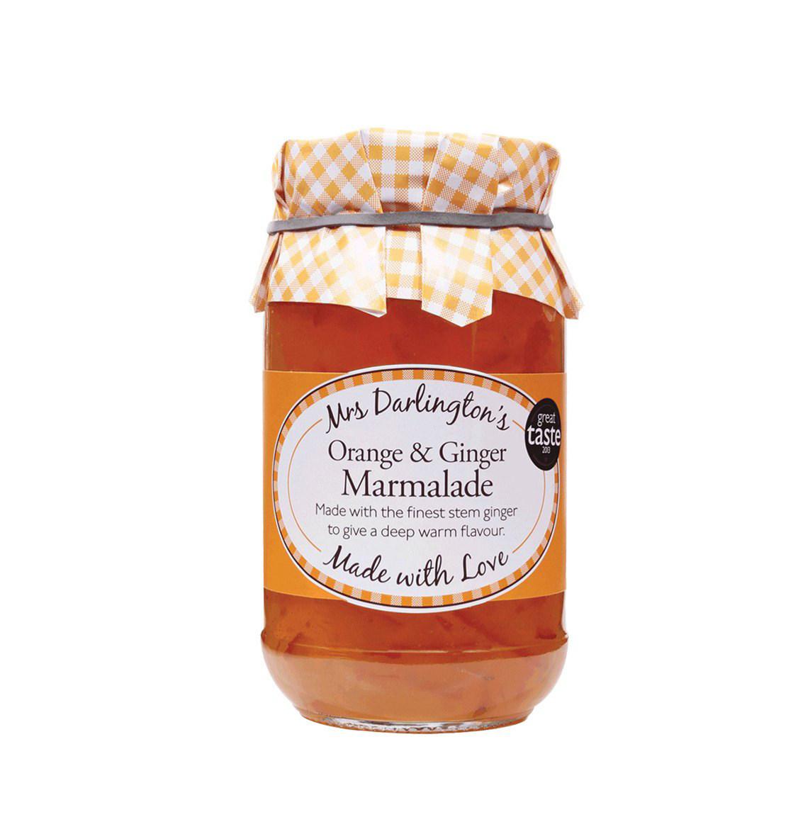 Mrs Darlington's Μαρμελάδα Πορτοκαλιού και Πιπερόριζας