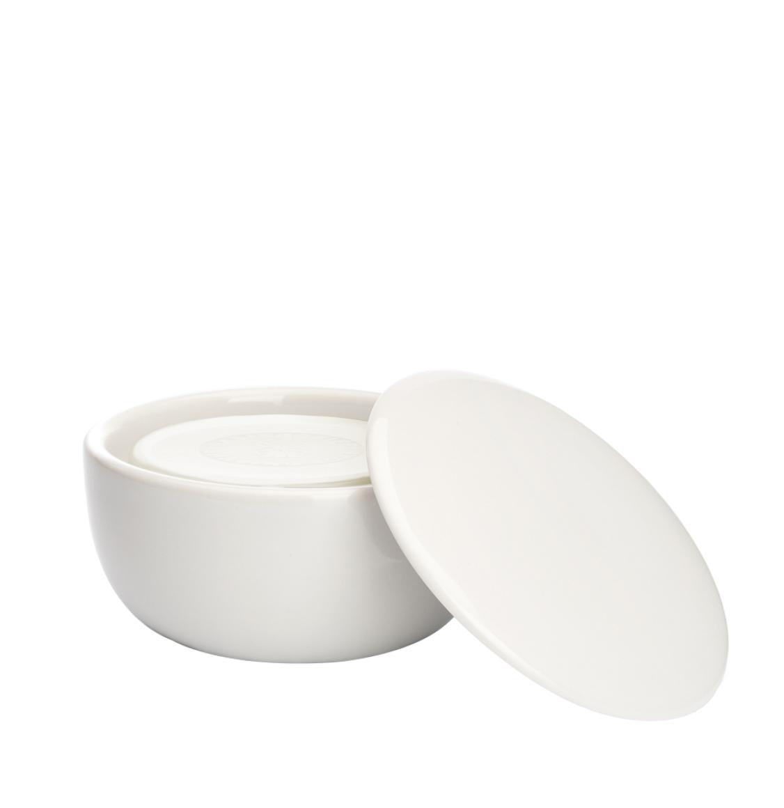 Muhle Sandalwood Shaving Soap In Porcelain Bowl 65g