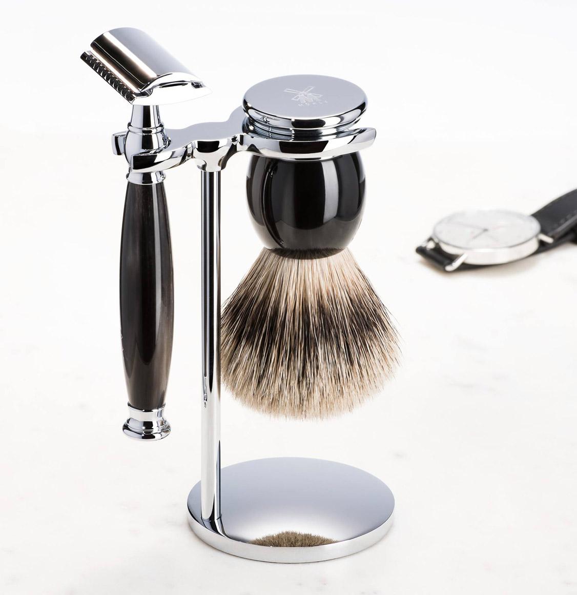 Muhle Stand For Shaving Set