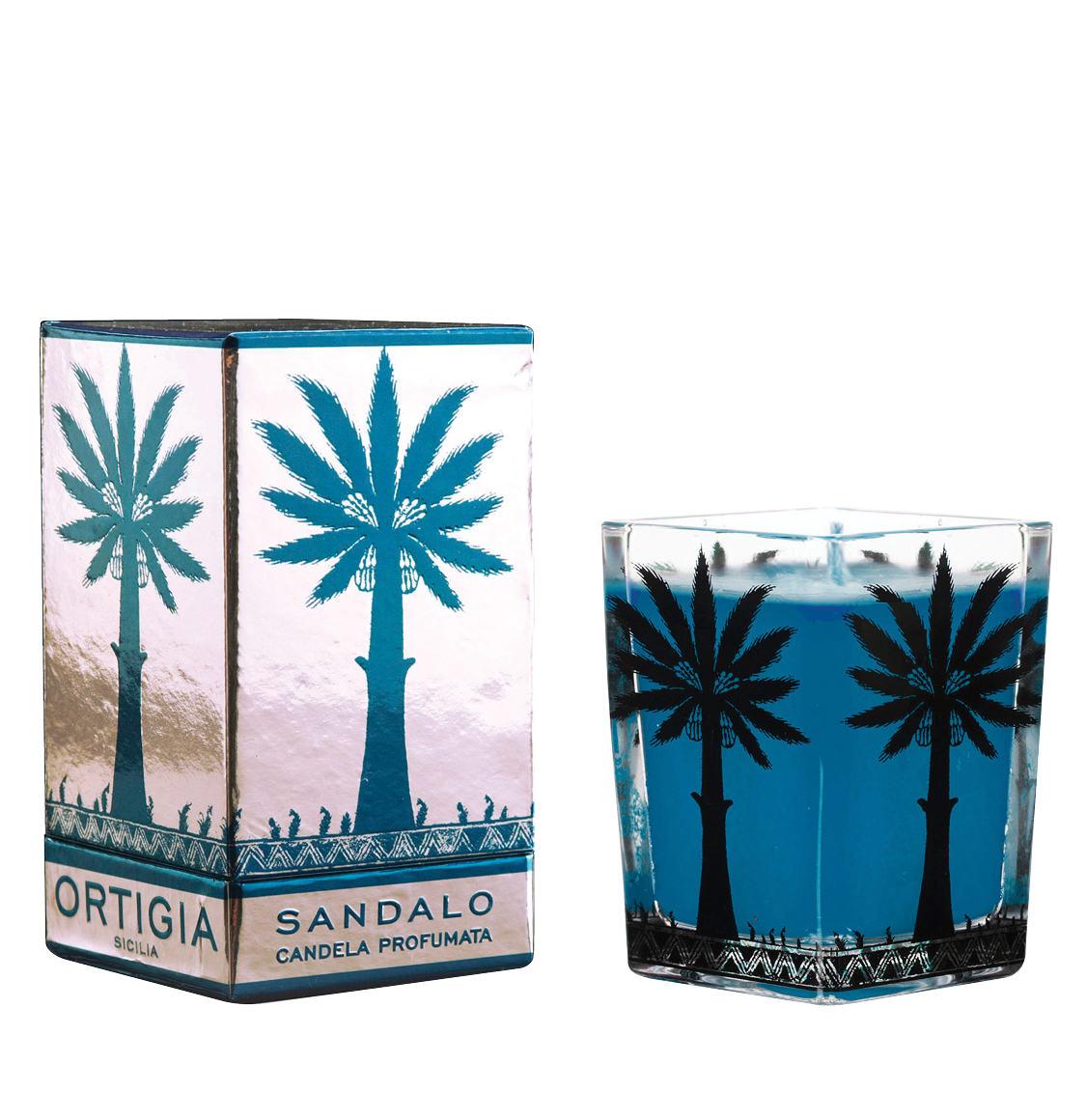 Ortigia Sicilia Sandalwood Candle 170g