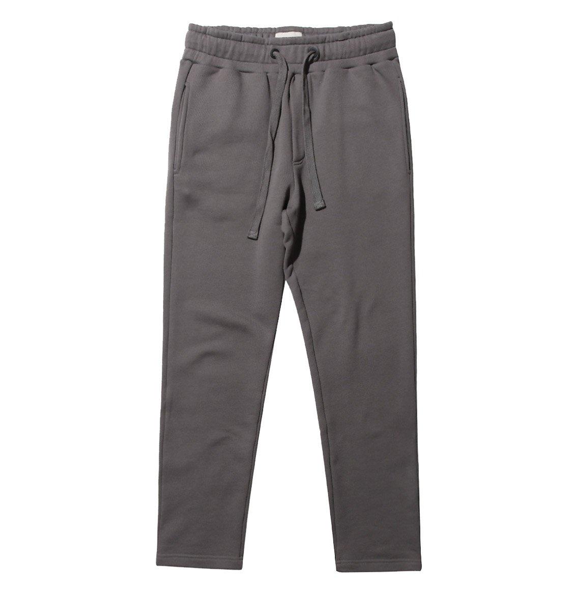 The Project Garments Loose Fit Cotton Sweatpants Moonrock Grey